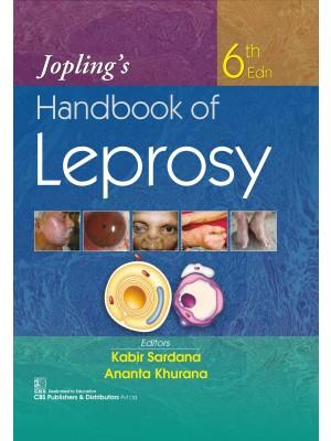 Jopling's Handbook of Leprosy  | 9789389688115 | Kabir Sardana | Ananta Khurana